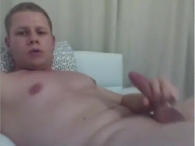 German blond hunk shoot a huge load Women sex in beach