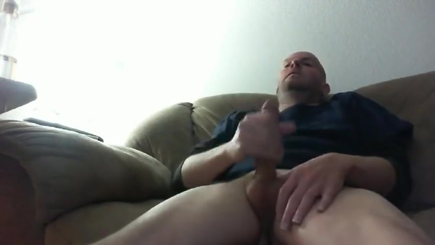 Jerking off on my couch Full Hd Sexxy Video
