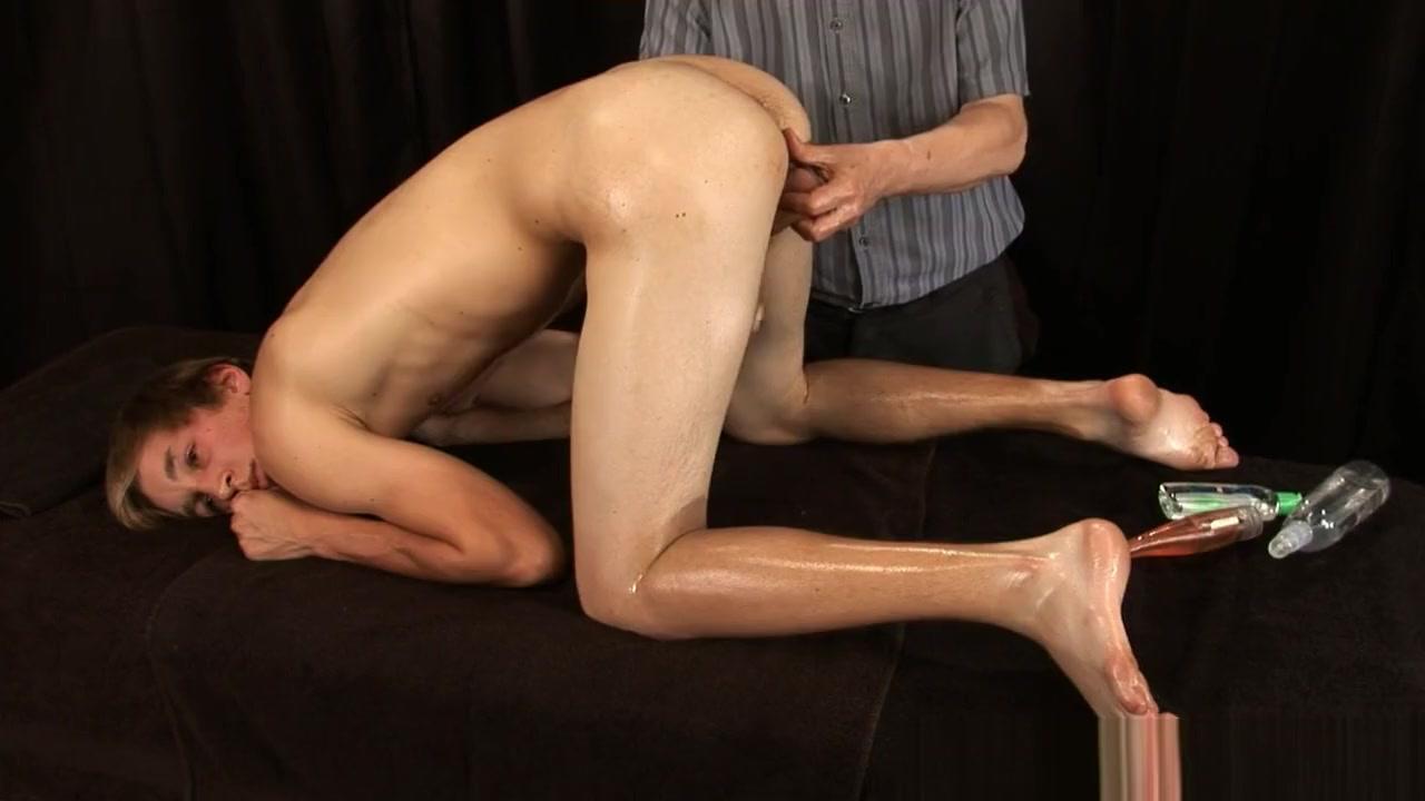 Twink massage Panty peeing tickling
