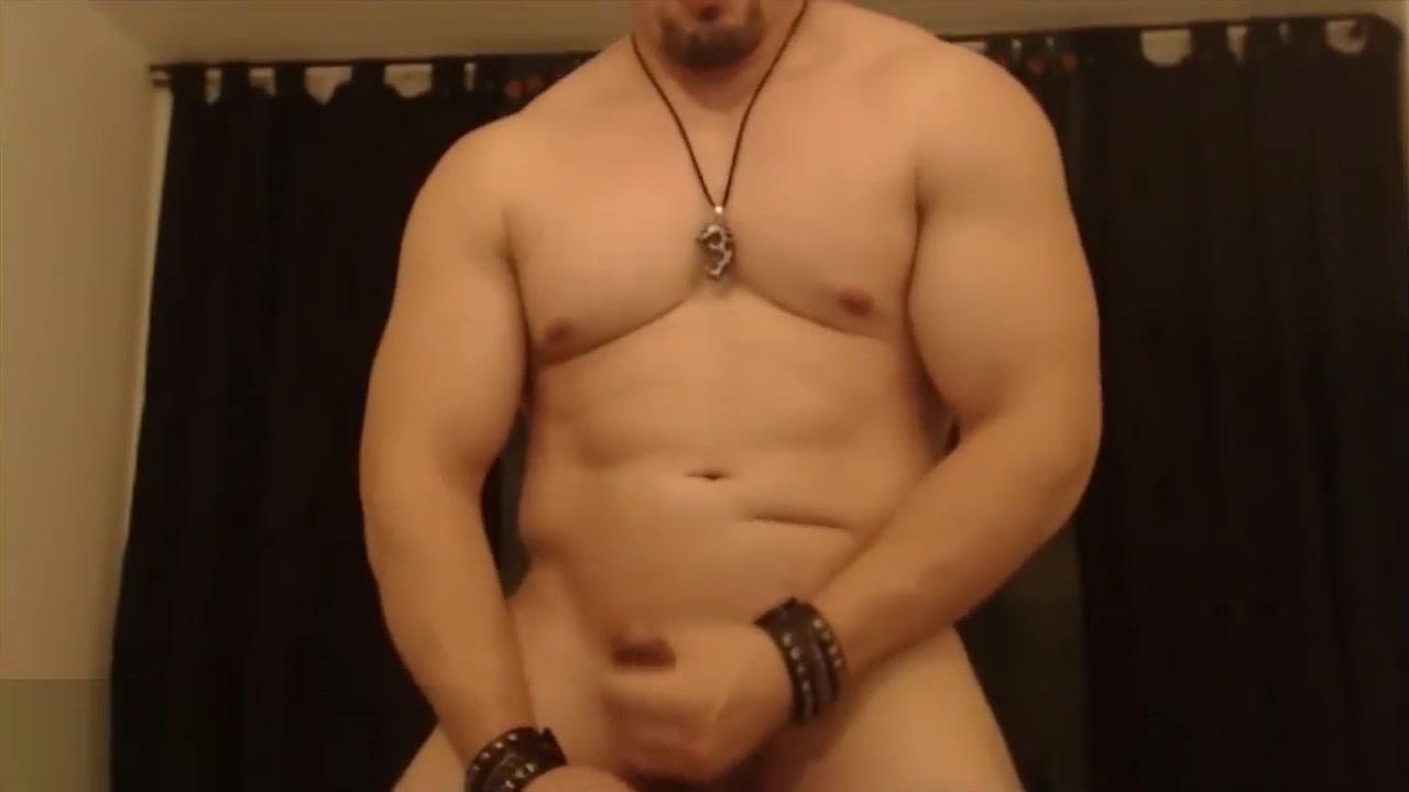 Bodybuilder 1 Tiny Nude Tube
