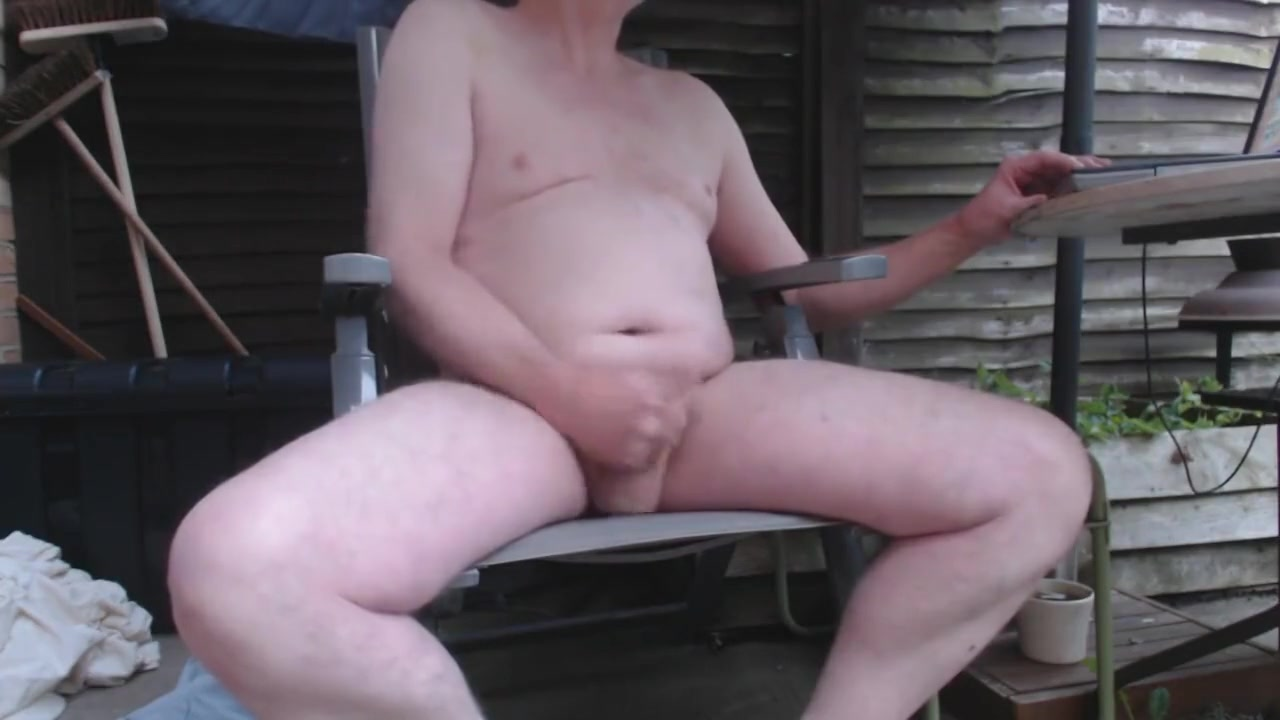 Stripping naked and wanking in the garden, showing ass and cumming Asian race terminology