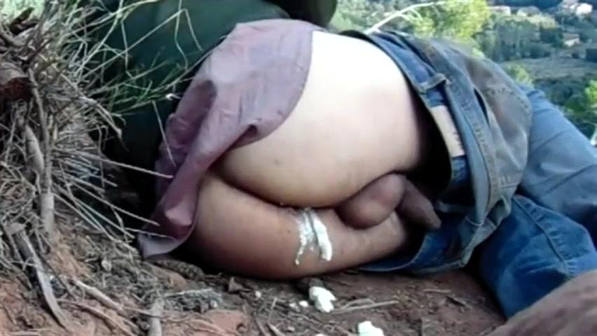 Llenando el culo en el campo al sol. Huevos duros, dildo, nata montada... wilmington nc sexual predators