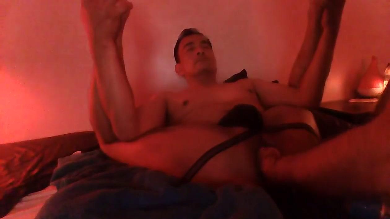 Amazing porn clip homosexual Asian new over the door sex swing