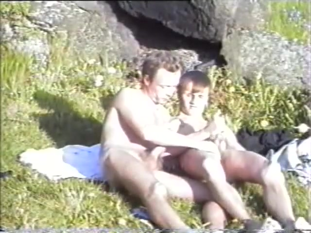 Norwegian daddy and a friend (recorded about 1990) Man Xxx Man Video
