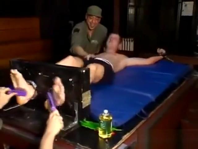 Tickle interrogation Tinder girls xxx