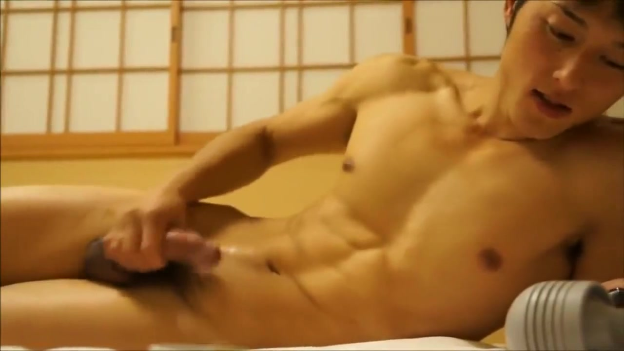 Japan guy solo jerk off hot bitch fucks her cuckold hubby and another bi guy 9