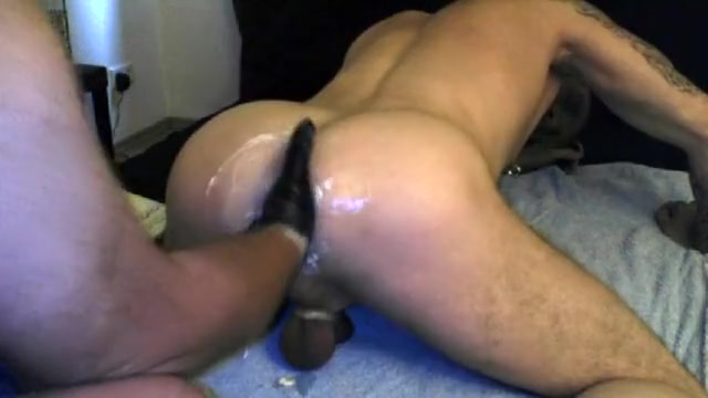 Biggest Hands Dildo machine porn pics
