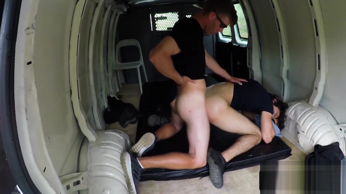 Bound dude roughly fucked in the the van by a stranger how to pop hood dodge swinger
