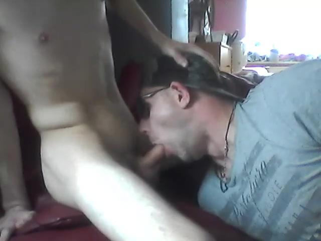 Older man sucks twink cock till he cums Facefuck busty