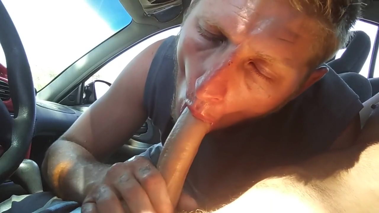 Wish being throat fucked was my full-time job College girl goes wild with two cocks