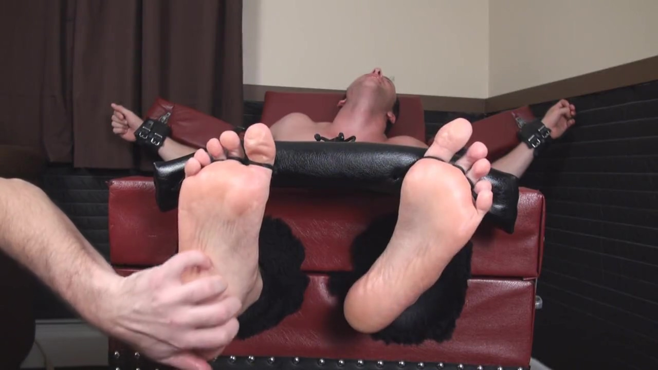 Ticklish Toes Candic michelle lesbian action