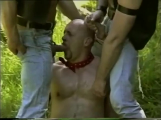 Skinhead 3some Outdoors chris brown naked video