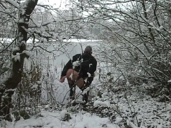 Dildo in the snow drew barrymore sex porn