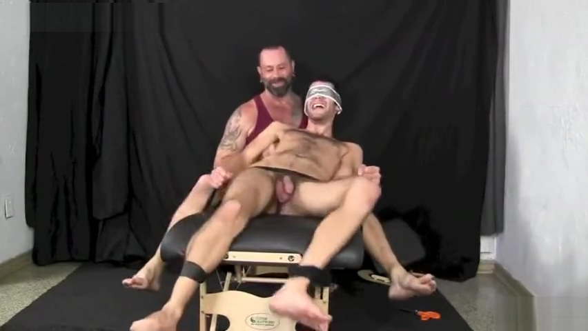 Ryker tickle sucking big cock gay
