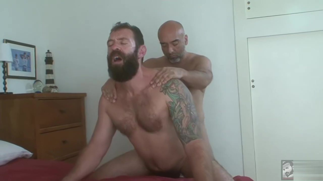 Hotoldermale - Brian Davilla and George Glass Huge tits ugly