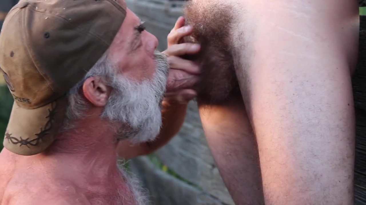 Off-Roading Naked and Head at Abandoned Cattle Ranch dark cocks gallery pics