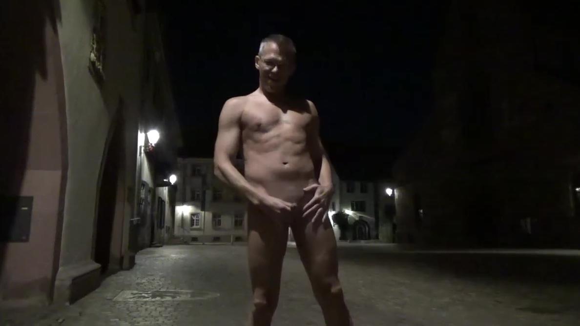 SEXY BOY night walk Atk hairy pusy