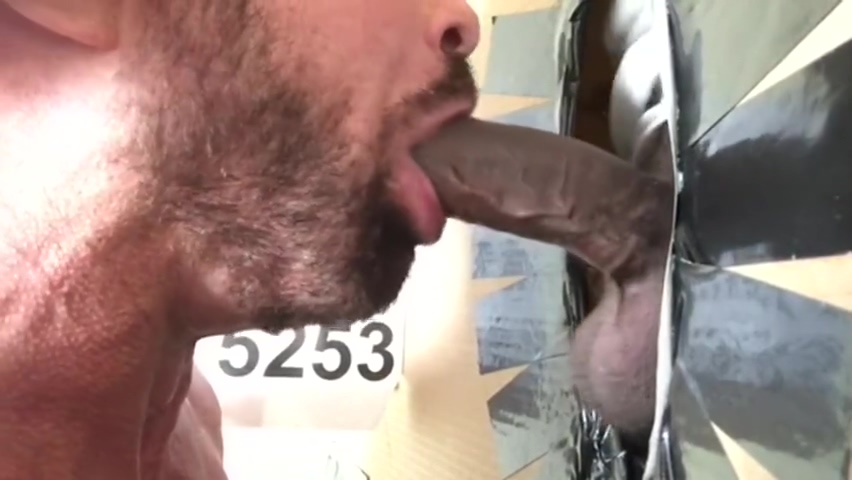 Long Black Dick Deep Throated at Philly Gloryhole Big booty latinas pussy