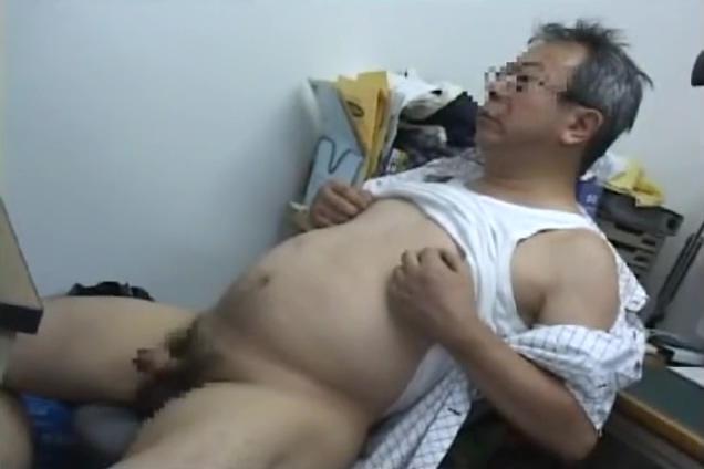 Japanese daddy Jim Slip Sascha