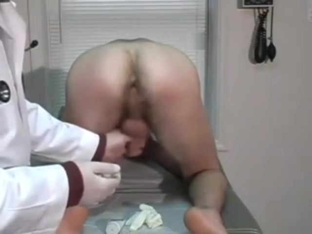 JP Alex willingly allows the Doc to extract a semen sample Panty Tribbin Sistas Humping