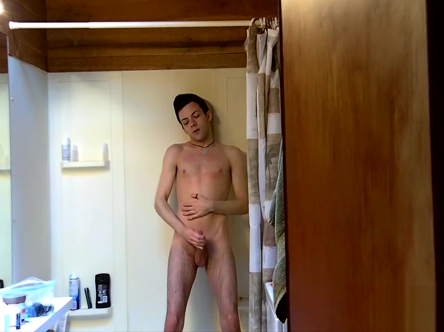18yo William Isaacs shows off bubble butt in shower solo Modification hyundai grand starex