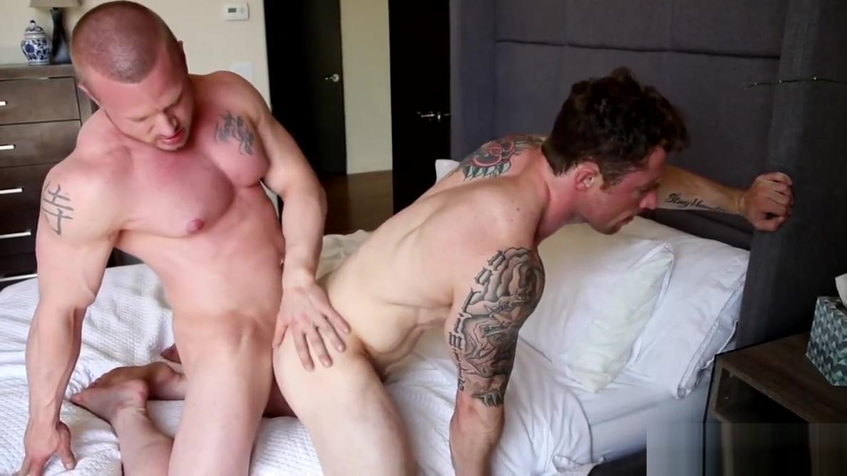NextDoorStudios Markie More & Big Dick Muscle Hunk Friend more much sex show so