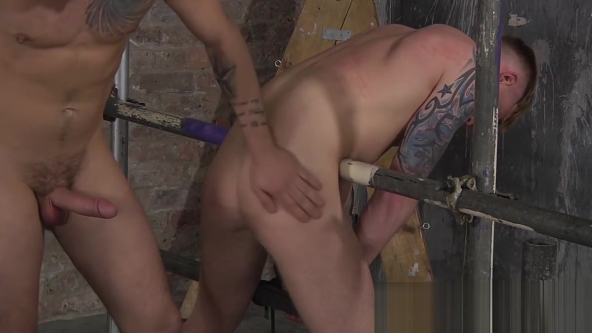 Restrained twink endures whipping before being dicked rough Granny pussy movs