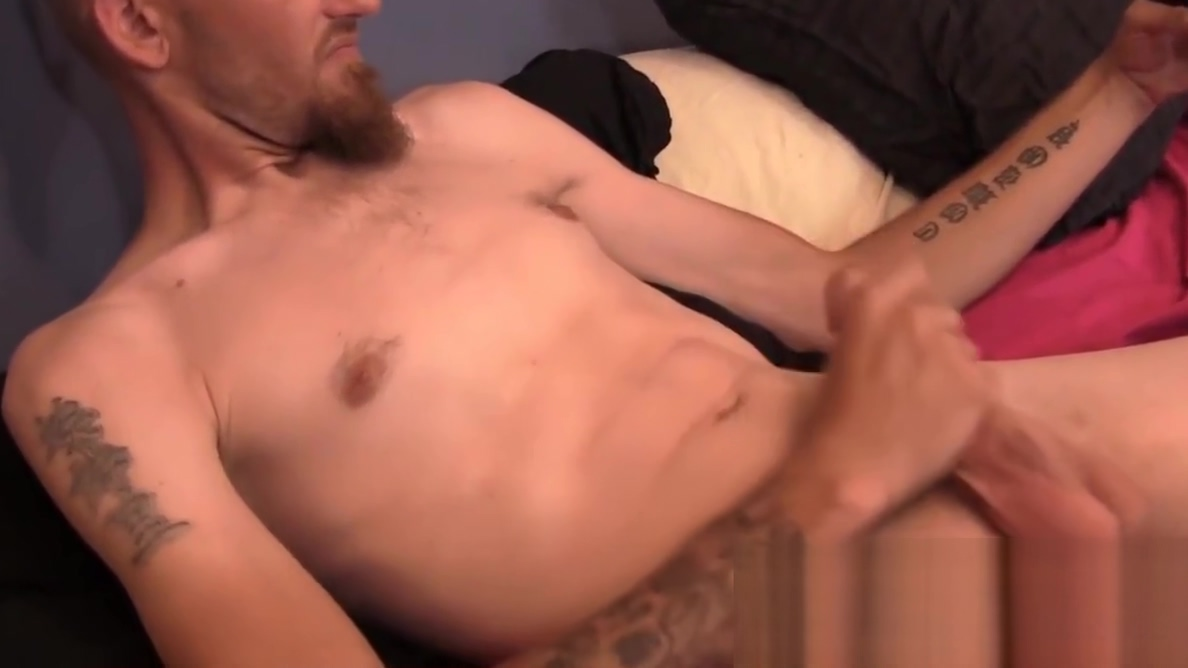 Homosexual dude John cracking jokes and stroking cock solo sex and the city music season