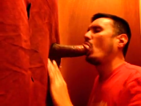 Gloryhole: Large Mike 6 Teen center cheyenne river