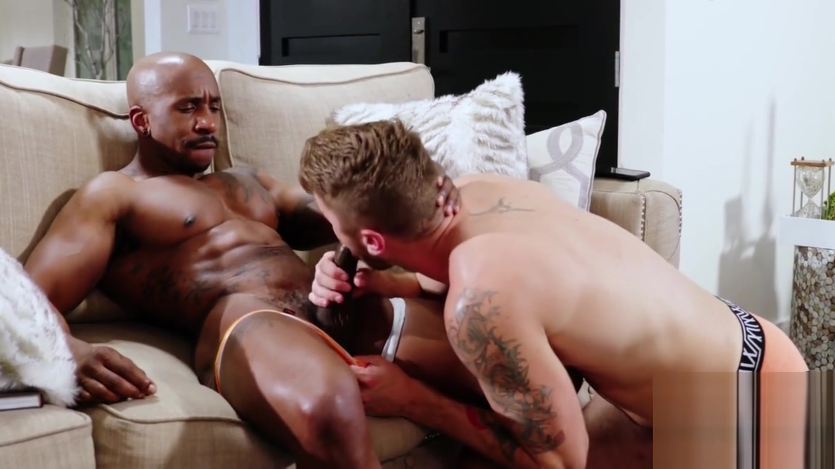 NoirMale Best Anal Bday Gift From Big Black Dick Boyfriend giant porn in tubes ass hentai