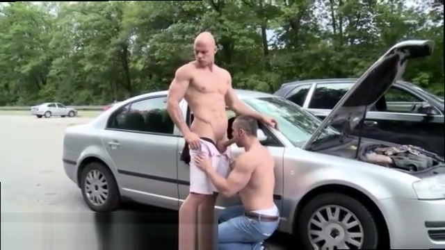 Naked flaccid in public and big dicks in public movies gay Check That Ass Spank A Sailor