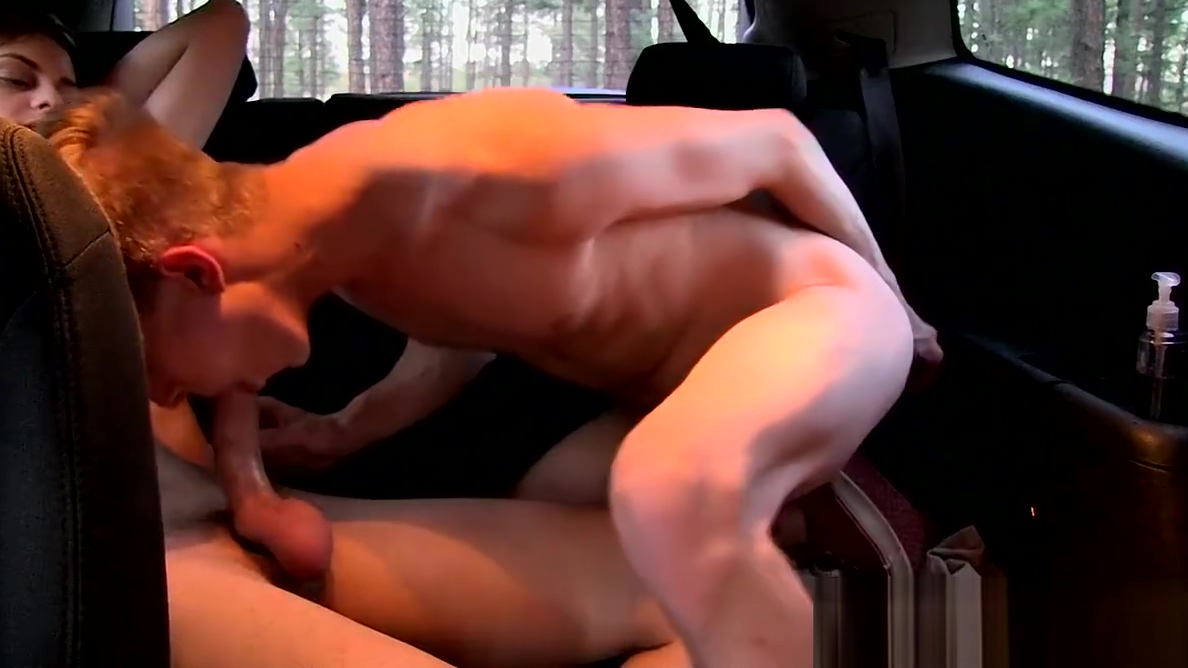 Handsome blond twinks play with their big cocks and dildos Onlinecrush com