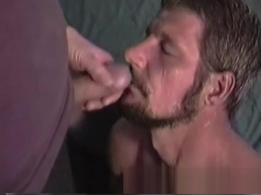 Mature Amateurs Donny and David Sucking Eat your own cum domination