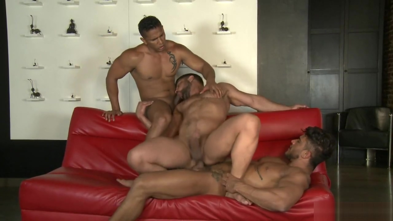 Full of Spunk - Diego Lauzen, Wagner Vittoria, Adrian Monroy naked men and women inintercourse positions
