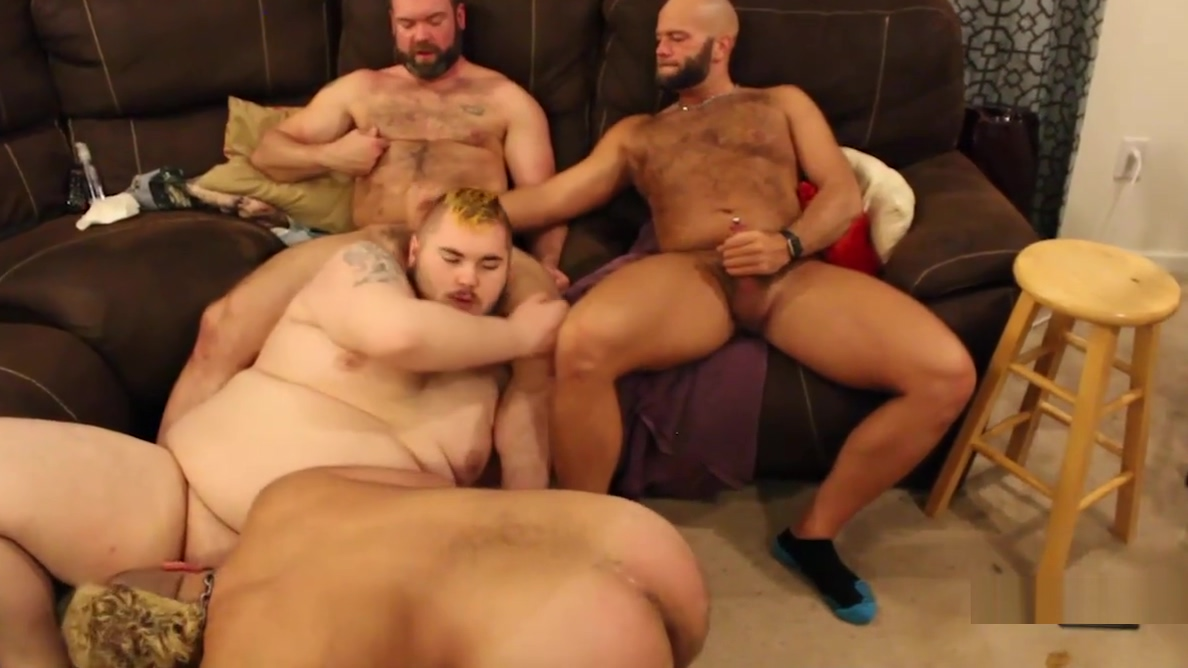 Amateur Bears barebacking Sex Orgy Jack Off Sniffing Dirty Panties