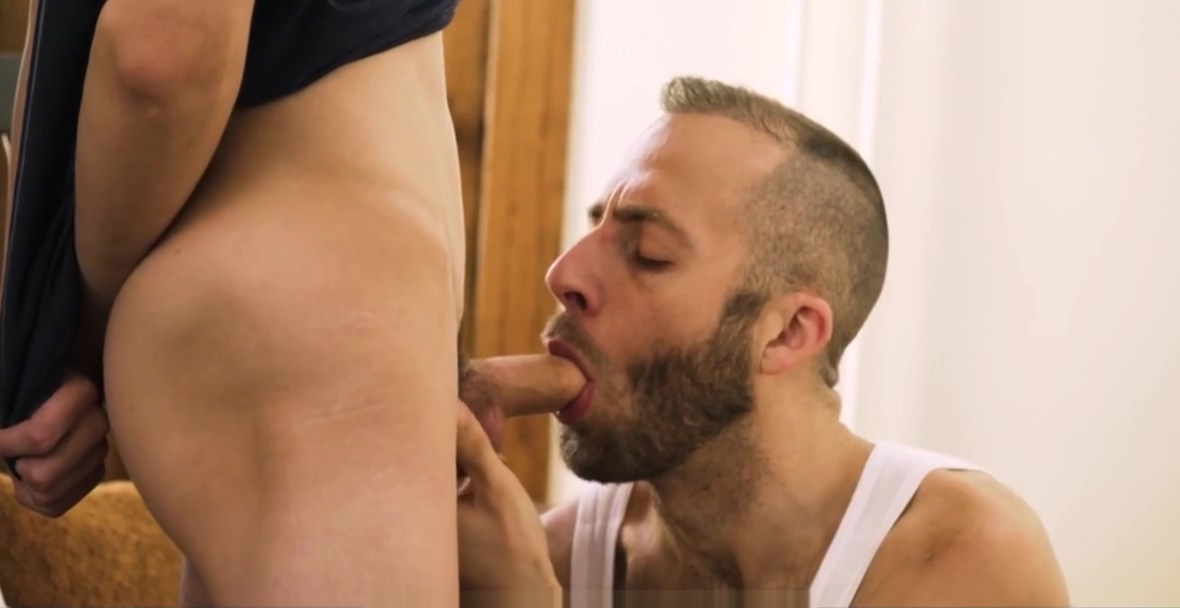 Step Dad Fucks His Twink Step Son In His Man Cave Fuck pussy in Helsinki