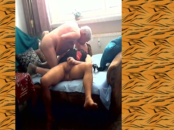 Love-Story with my older Friend Mature having sex