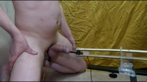 Electro fucking machine sound ball cock Hot Private Webcam Show From Sexy Model