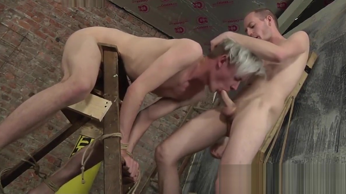 Blond emo twink submits to dominant anal slamming nude bikini contests girls naked