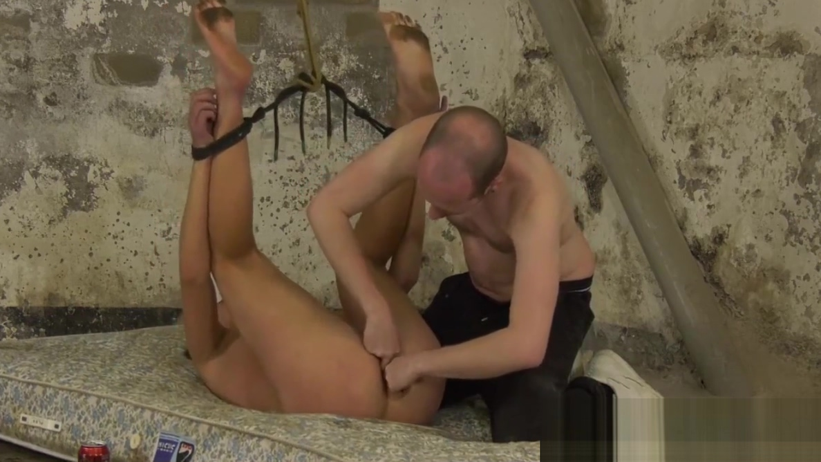 Bound twink suffers from dick and dildo anal insertions Things you should know about someone your dating
