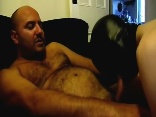 Turkish bear gives his load to boy Euro boobs anya
