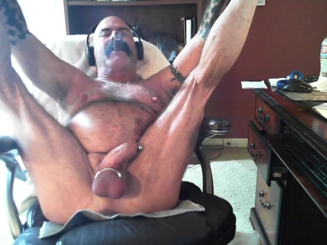Dad with a cigar jacking and nip play girlfriend post nude story