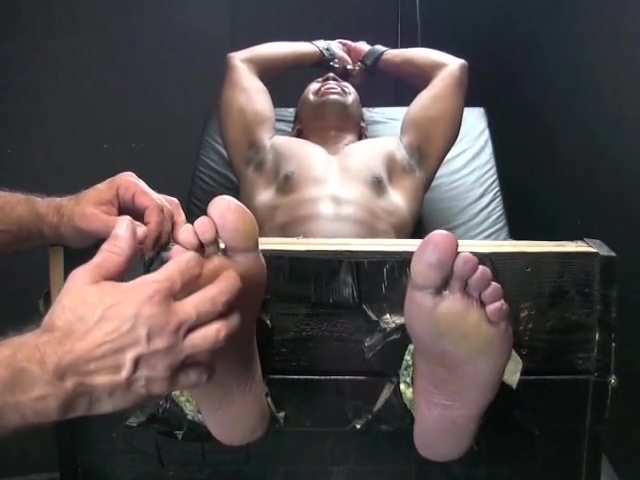 Black guy foot tickle Nude love