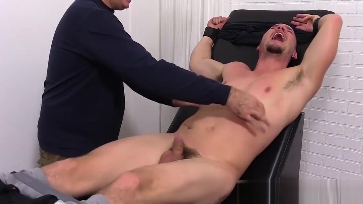 Hot dude Nito gets restrained and tickled all over his body free black 3gp porn