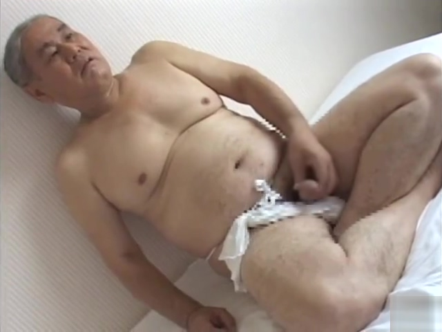 Japanese old man 182 Best mature ass
