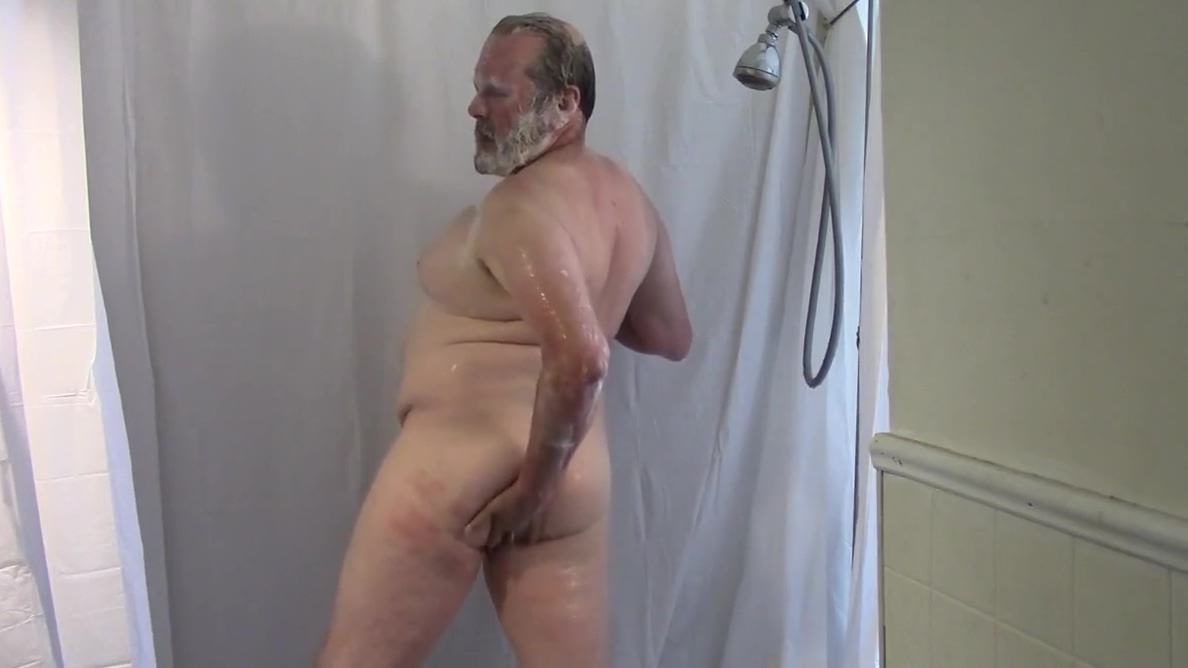Shower Time for Daddy. tila tequila nude naked