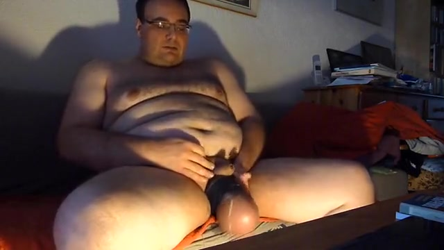 Cum Trickling from Balls Nearby hookup