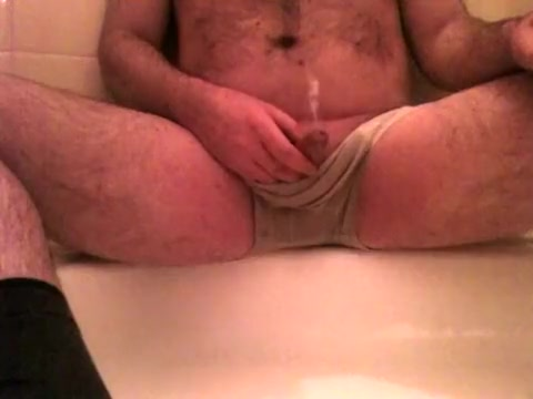 Wetting and playing in the shower gay men in shower porn