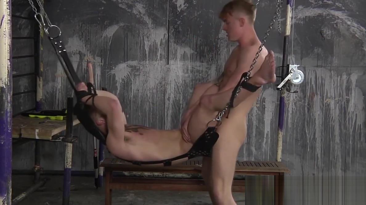 Ginger twink Tyler Underwood drills hot slave Koby Lewis Elgato eyetv hybrid mac