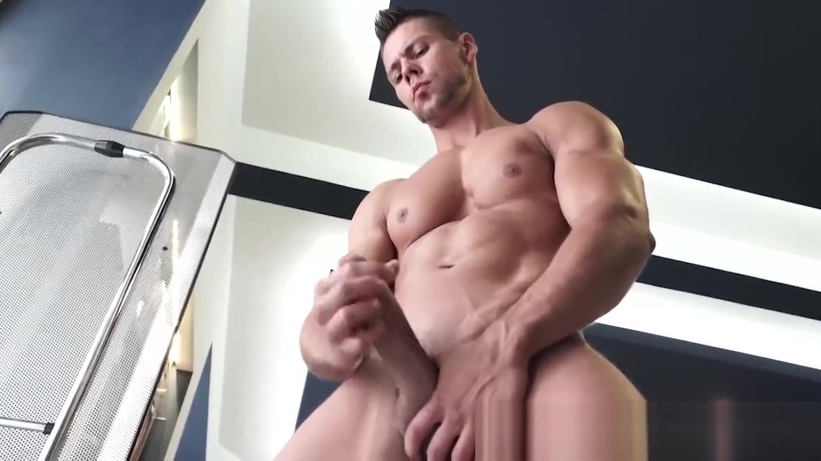 Angelo Godshack wanking his big fat pole in the sex shop Mature british milf wants your cock now